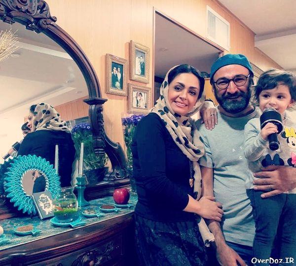 عکس اوس موسی در خانه شخصی اش