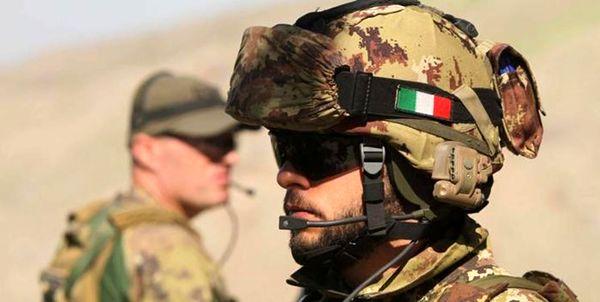 تمام سربازان ایتالیایی، از افغانستان خارج شدهاند