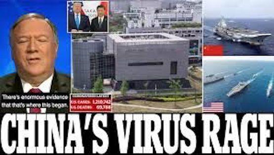 رسانههای چین پمپئو را «دیوانه و شیطان» نامیدند