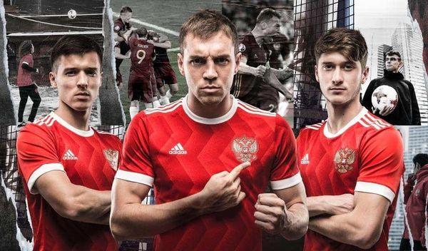 ترکیب تیم ملی روسیه برای افتتاحیه مشخص شد