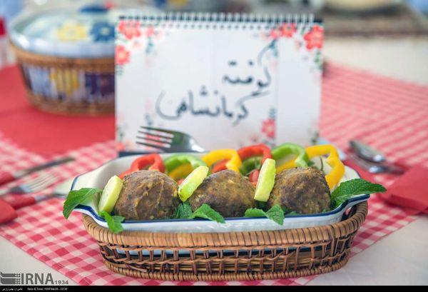 جشنواره هنر آشپزی ایرانی در کرمانشاه+عکس