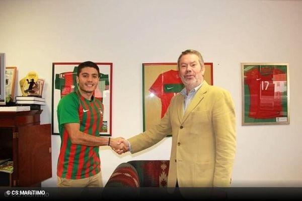 دو بازیکن ایرانی به ماریتیمو پرتغال پیوستند