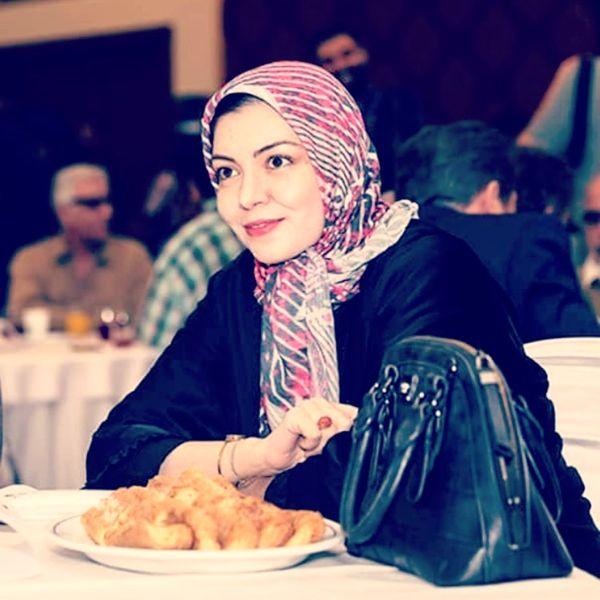 آرزوی آزاده نامداری برای فربه شدن+عکس