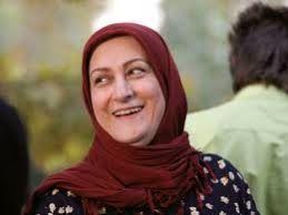 مریم امیرجلالی به تماشای تئاتر شراره رخام رفت