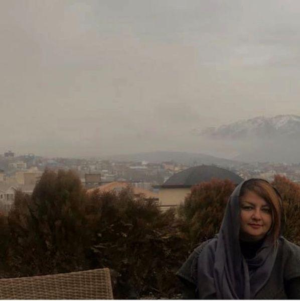 جدیدترین عکس از همسر شهاب حسینی