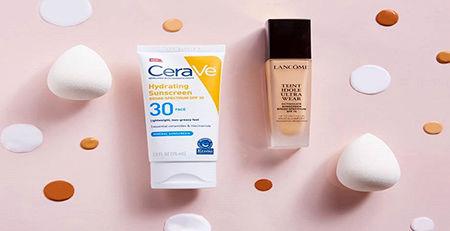 استفاده از کانسیلر و مواد آرایشی برای پوست خشک,استفاده از کانسیلر و مواد آرایشی,خرید کانسیلر از دیجی کالا