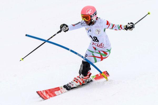 اسکیباز ۱۸ ساله ایران: بانوان تاریخساز شدند