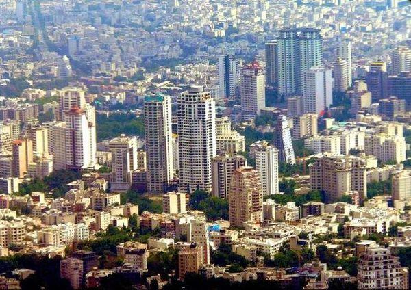 وضعیت معاملات مسکن در تهران