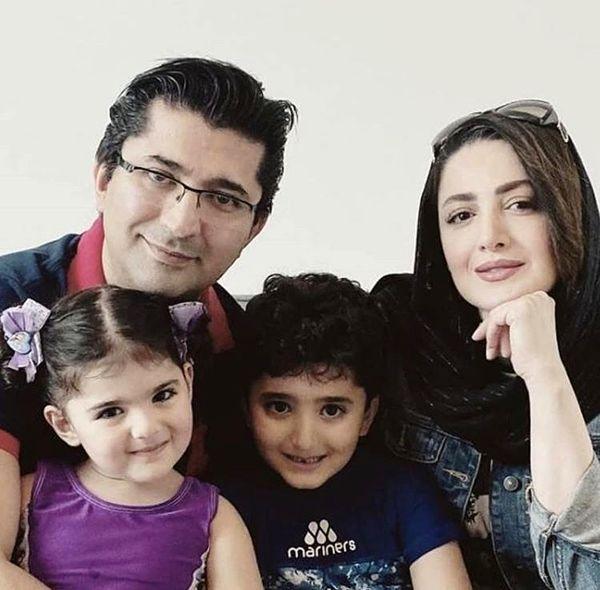 شیلا خداداد و خانواده + عکس