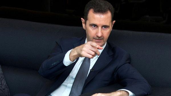 دیدار هیاتی سعودی با بشار اسد
