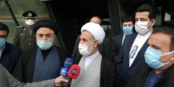 ذوالنوری وارد جمهوری آذربایجان شد
