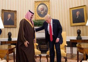 محمد بن سلمان و ترامپ، دو ابلهی که با یکدیگر متحد شدهاند