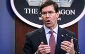 """اشاره وزیر دفاع آمریکا به برخورد با """"تهدید کره شمالی و ایران"""""""