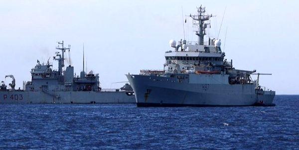 اروپا، مانع از پهلو گرفتن کشتی اماراتی در ساحل لیبی شد