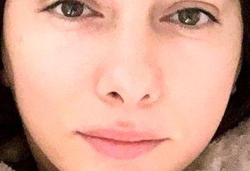 قیافه اصلی و بدون آرایش هانیه توسلی+عکس
