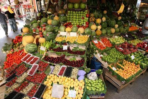 طعم تلخ گرانی میوه در بازار