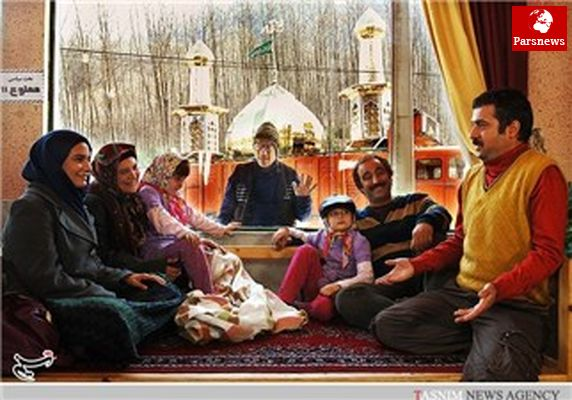 کارگردان پایتخت ۲ گنبد و گلدسته را نذر یک مسجدکرده است