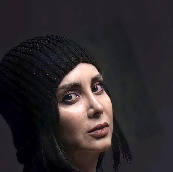 استایل جدید مریم خدارحمی + عکس