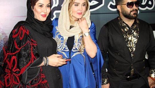 زهره فکور صبور در کنسرت مجید خراطها+عکس