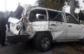 علت تصادف خودروی نوربخش مشخص شد
