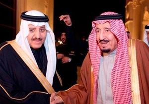 محمد بن سلمان مهره سوخته غرب