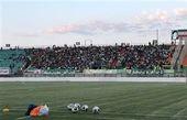 ظرفیت ورزشگاه فولادشهر تکمیل شد