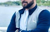 بابک جهانبخش با عینک عجبیش+عکس