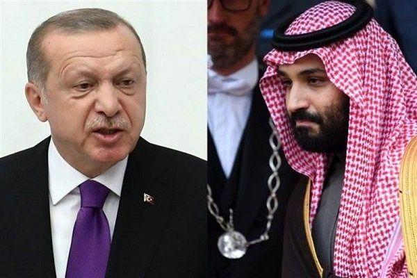گفتگوی تلفنی محمدبن سلمان با اردوغان درباره «خاشقجی»