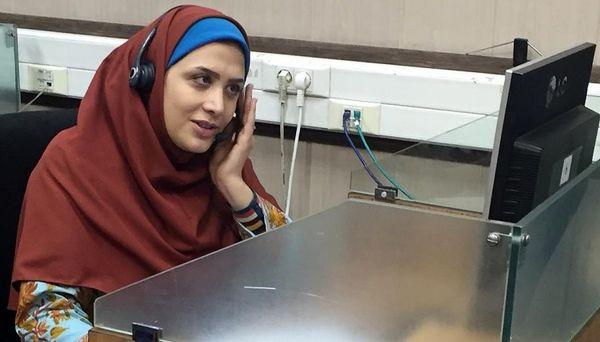 مجری مشهور ایرانی، مادر شد + عکس