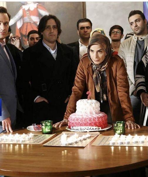 تولد سیما تیرانداز در خانه امن + عکس