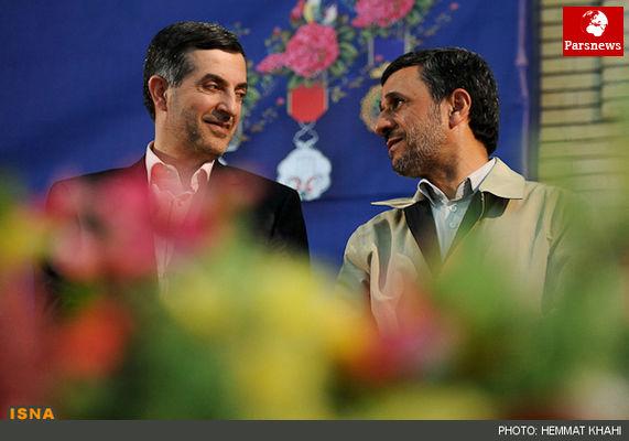 جانشین مورد علاقه احمدی نژاد را دست کم نگیرید