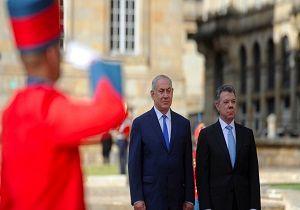 خشم رژیم صهیونیستی از تصمیم کلمبیا