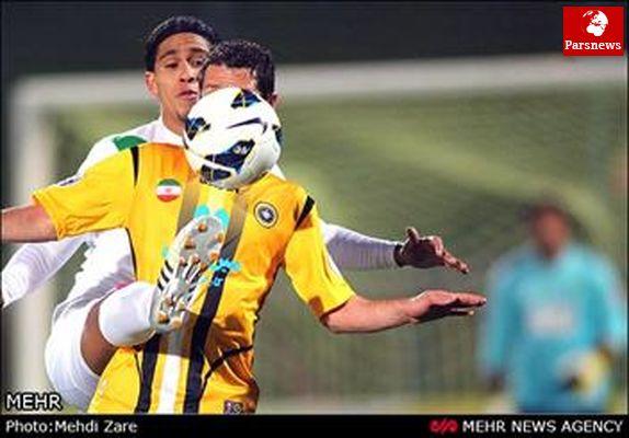 حضور رحیمی در نشست جام حذفی