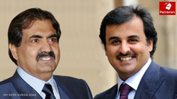 احتمال کنارهگیری امیر قطر در نشست محرمانه امروز خاندان آل ثانی