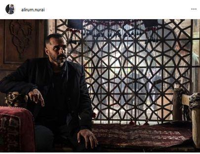 علیرام نورایی از دست شکوه السلطنه نجات پیدا کرد