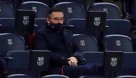 بارتومئو به همراه اعضای هیات مدیره بارسلونا استفعا دادند
