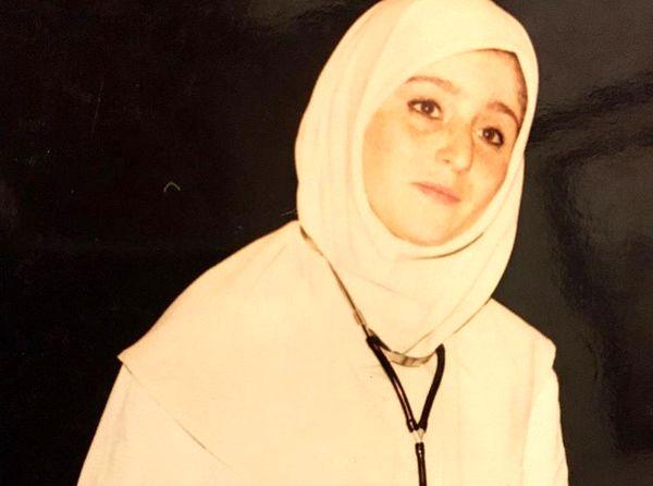 ژاله صامتی در دوراننوجوانی + عکس