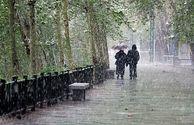 سامانه بارشی در کشور فعال است