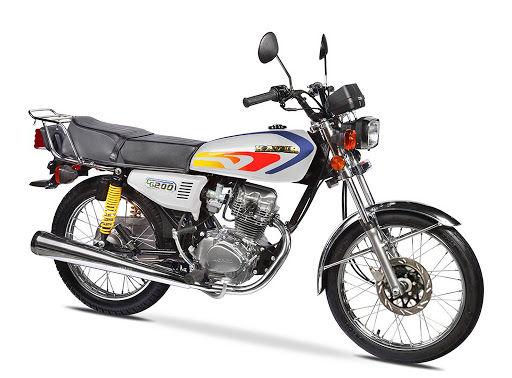 قیمت انواع موتورسیکلت در سوم آذر