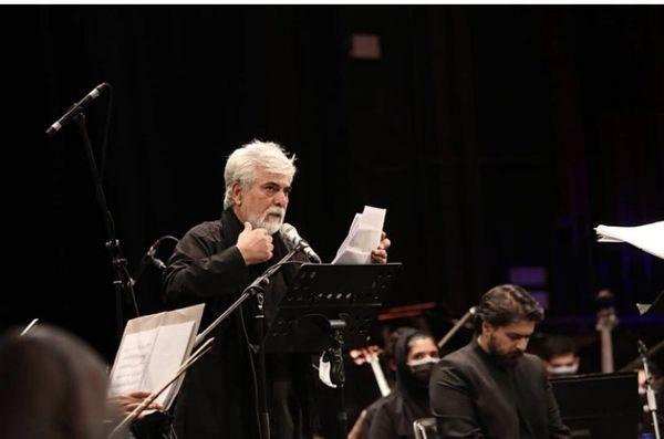 خوانندگی حسین پاکدل + عکس