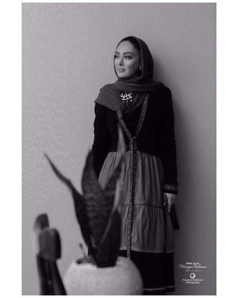 آهنربای زندگی الهام حمیدی+عکس