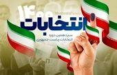 نتایج انتخابات شوراهای شهر در استان تهران+جدول
