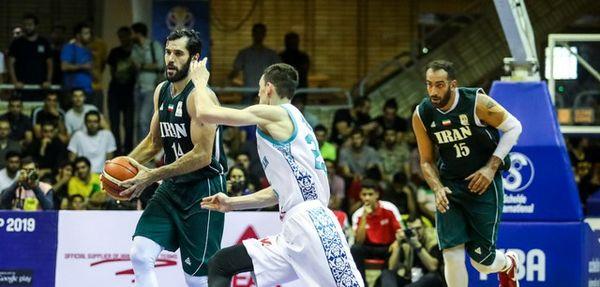 همگروههای بسکتبال ایران در تورنمنت اطلس مشخص شدند