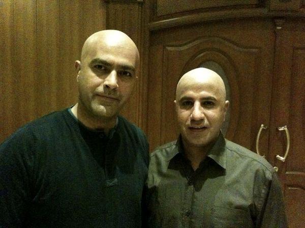 دو بازیگر مشهوری که کچل کردند + عکس