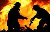 نحوه شهادت یکی از آتشنشانان در عملیات اطفای حریق روز گذشته