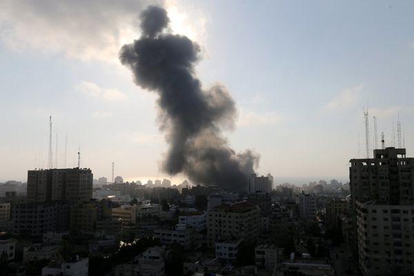 فرانسه شدت گرفتن درگیری ها در غزه را محکوم کرد