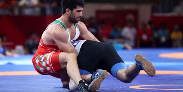 شکست مردانی مقابل گربهسیاه سوریان