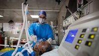 آخرین وضعیت کرونا در ایران/ فوت 349 بیمار کرونایی در 24 ساعت گذشته