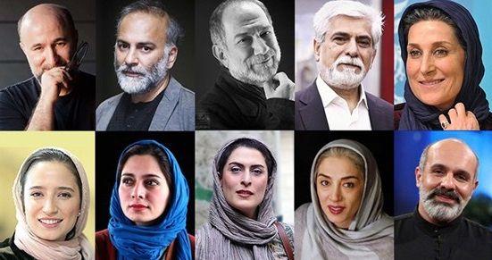 بازیگران نامآشنا در جشنواره تئاتر فجر