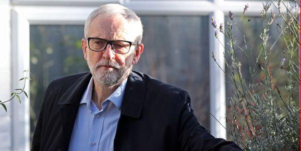 عضویت کوربین در حزب کارگر انگلیس تعلیق شد